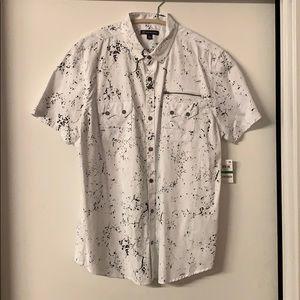 International Concepts Men's Button up Shirt